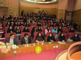 برپایی سفره ی شب یلدا در دانشگاه حضرت نرجس(س) رفسنجان / تصاویر