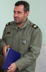 پیام تبریک انتصاب جانشین فرمانده سپاه رفسنجان از سوی فرماندهی انتظامی