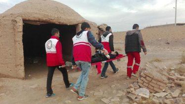 رفسنجان میزبان مانور زلزله ۵.۳ ریشتری / تصاویر