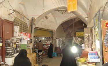 پلاسکوی دیگر در انتظار بازار قدیم رفسنجان / وضعیت بازار حاد است