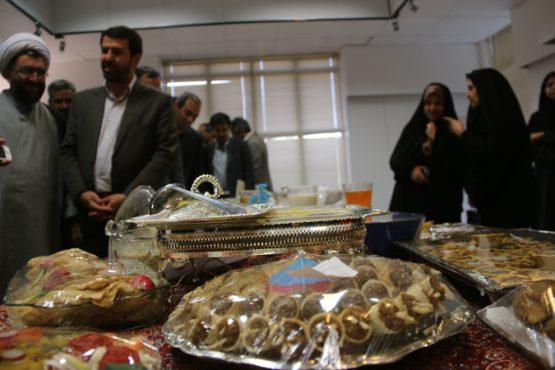 جشنواره غذای سالم در گلستان امین رفسنجان آغاز بکار کرد / تصاویر