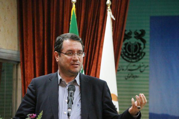 دکتر رحمانیان قائم مقام وزیر صنعت معدن و تجارت رئیس هیئت مدیره شرکت ملی صنایع مس ایران
