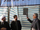 نواخته شدن زنگ آغاز هفته شوراها در مدارس رفسنجان / عکس