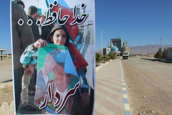 زادگاه آیت الله هاشمی رفسنجانی به سوگ نشست / تصاویر