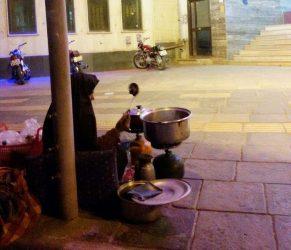 میدان شهدای رفسنجان مطبخ گرما بخش خانواده ای بی سرپرست + عکس
