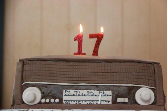 جشن ۱۷ سالگی تاسیس رادیو در رفسنجان / تصاویر