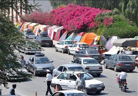 اسکان بیش از 3 هزار مسافر نوروزی در مدارس رفسنجان