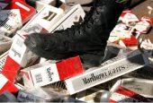 کشف ۱۰ هزار نخ سیگار قاچاق در رفسنجان