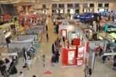 حضور پایگاه خبری و هفته نامه خانه خشتی در سومین نمایشگاه بزرگ مطبوعات، خبرگزاری ها و پایگاههای خبری استان کرمان