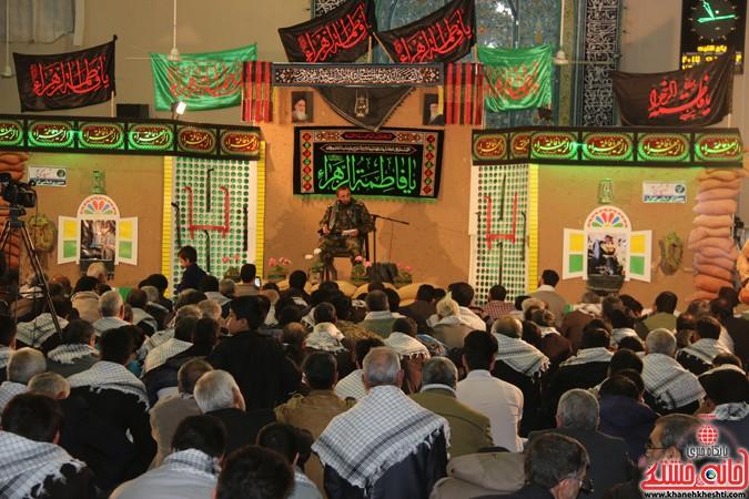 یادواره سرداران و ۹۴۰ شهید شهرستان رفسنجان برگزار شد / گزارش تصویری