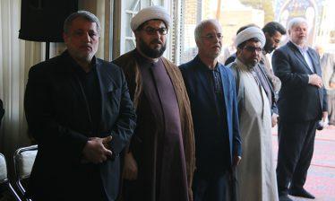 مراسم چهلمین روز رحلت آیت الله هاشمی در رفسنجان برگزار شد / تصاویر