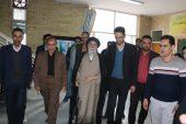 بازدید امام جمعه کرمان از نمایشگاه مطبوعات ، خبرگزاری ها و پایگاههای خبری استان / تصاویر
