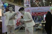 نمایشگاه مطبوعات، خبرگزاری ها و پایگاههای خبری استان کرمان در قاب دوربین خانه خشتی