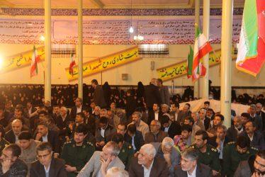یادواره ۳۳ شهید والامقام مسجد النبی(ص) رفسنجان برگزار شد/تصاویر