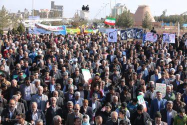 راهپیمایی۲۲ بهمن رفسنجان از میدان علی ابن ابیطالب(ع) برگزارمیشود