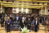 بزرگداشت چهلمین روز درگذشت آیت الله هاشمی در رفسنجان برگزار شد / تصاویر