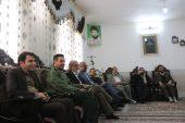 دیدار مسئولین رفسنجان با خانواده های معظم شهدا / تصاویر