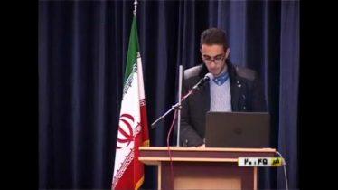 درخشش دانشجوی رفسنجانی در همایش بزرگداشت آیت الله رضوی سلدوزی