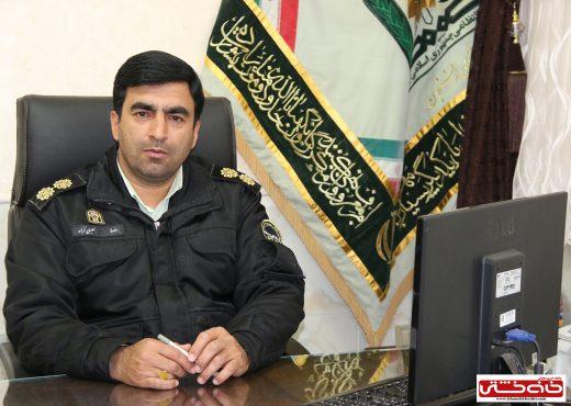 دستگیری گدای میلیاردر در شهرستان انار