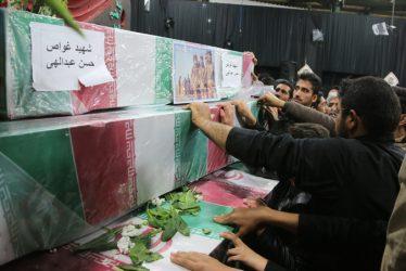 دانشگاه آزاد واحد رفسنجان میزبان دو شهیدگمنام