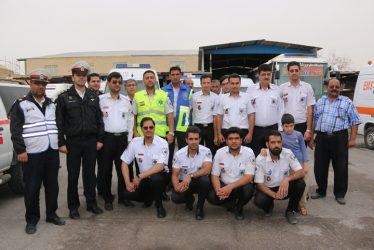 آغاز طرح امداد نوروزی در رفسنجان/تصاویر