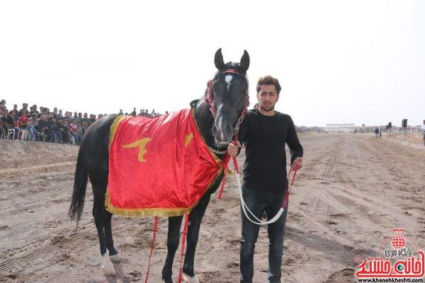 گروه اسب های نژاد عرب مسافت 1200 متر نام اسب ، نارینا مالک امیر علی امیری مربی علیرضا اسماعیلی سوارکار امیر امیری