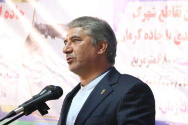 دومین محور حادثه خیز استان کرمان دوبانده می شود