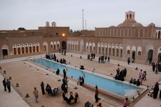 رشد 40 درصدی اقامت میهمانان نوروزی در رفسنجان /خانه حاج آقا علی در صدر بازدیدهای نوروز امسال