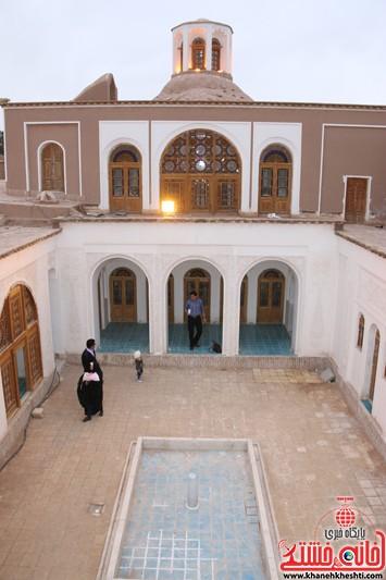 بزرگترین خانه خشتی جهان خانه حاج آقا علی