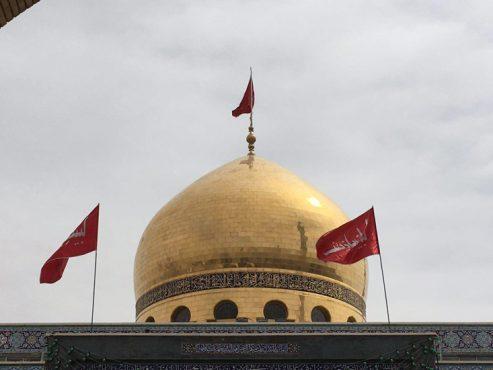 حال و هوای حرم حضرت زینب(س) و حضرت رقیه(س) در سال جدید / تصاویر
