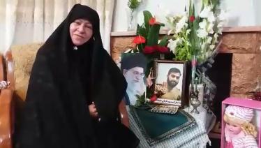 اعلام رضایت مادر شهید بافنده برای تدفین پسرش در رفسنجان / مردم رفسنجان امانتدار خوبی باشید