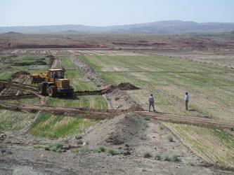 رفع تصرف سیزده هکتار از اراضی دولتی در رفسنجان
