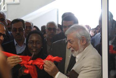 مرکز بهداشت پیامبر اعظم(ص) ویژه اتباع در رفسنجان افتتاح شد / تصاویر