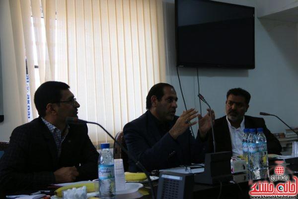 کنفرانس خبری سی و دومین جشنواره منطقه ای قرآن و عترت دانشجویان در دانشگاه ولیعصر(عج) رفسنجان