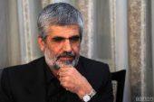 لغو سخنرانی پدر شهید هسته ای احمدی روشن این بار در رفسنجان/ پدر شهید: برای ما مسلم است که شما در برابر دشمن عقب نشینی می کنید + صوت