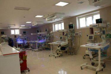 بهره برداری از 7 طرح در بیمارستان علی ابن ابیطالب(ع) رفسنجان