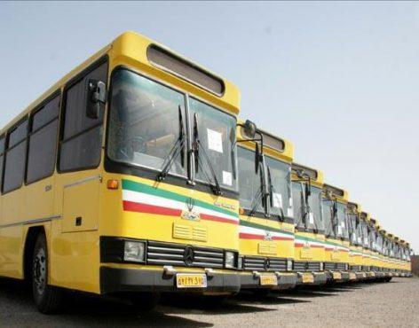 ارائه خدمات سازمان اتوبوسرانی به بیش از یک میلیون و ۸۰۰ مسافر