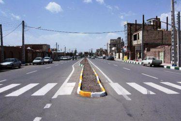 احداث بلوار ۱۷ شهریور رفسنجان و کاهش بار ترافیکی