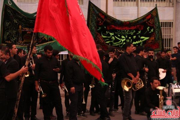 استقبال از شهید مدافع حرم حامد بافنده در میدان انقلاب رفسنجاناستقبال از شهید مدافع حرم حامد بافنده در میدان انقلاب رفسنجان
