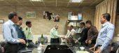 تقدیر منابع طبیعی رفسنجان از فرمانده انتظامی+ عکس
