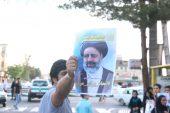 شور انتخاباتی در حمایت از رئیسی در رفسنجان / گزارش تصویری