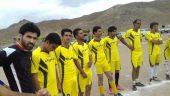 مسابقات فوتسال یادمان شهدای داوران رفسنجان برگزار شد / گزارش تصویری