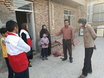 پدر مریم و رضا به همت خیرین شهر رفسنجان راهی کمپ ترک اعتیاد شد / تصاویر