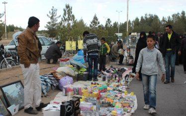 جمعه بازار رفسنجان به محل جدید منتقل می شود