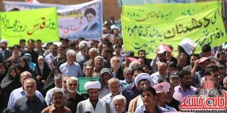 اعلام آمادگی شهرداری رفسنجان برای برپایی باشکوه راهپیمایی روز جهانی قدس