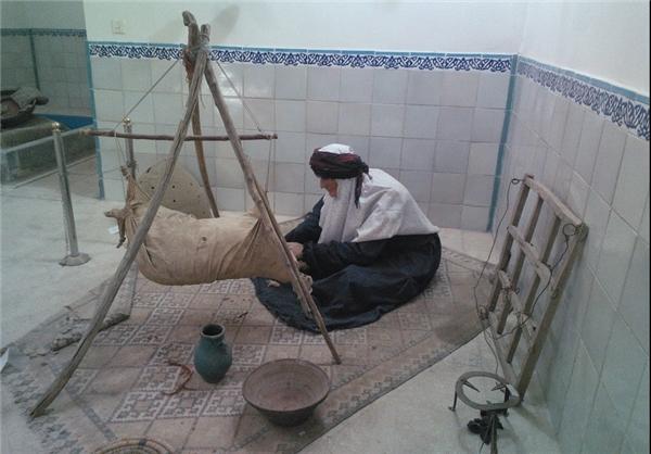 موزه مردم شناسی رفسنجان - تصویر از فارس