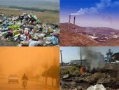 گزارش خانه خشتی کویر از چالش های زیست محیطی در رفسنجان