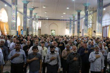 بیست و هشتمین سالگرد رحلت امام(ره) در رفسنجان برگزار شد / تصاویر