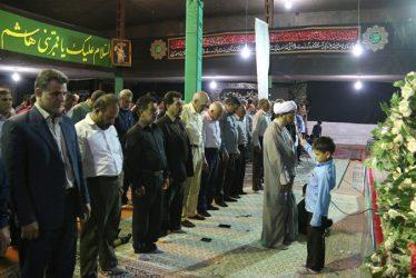 شام شهادت حضرت خدیجه(س) در حسینیه علی اکبر(ع) رفسنجان / تصاویر