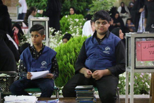 اولین شب قدر ماه مبارک رمضان 96 در رفسنجان-مسجد جامعاولین شب قدر ماه مبارک رمضان 96 در رفسنجان-مسجد جامع